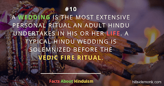 Fact About Hinduism 10 WEDDING RITUAL