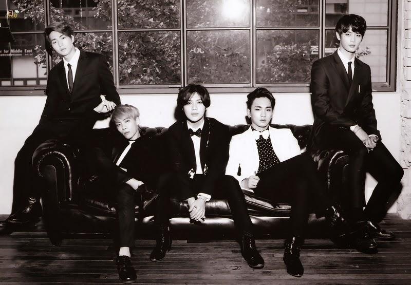 Shinee japan 2014