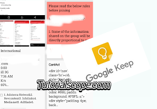 Secure Your Documents with Google Keep: See it's 5 basic features