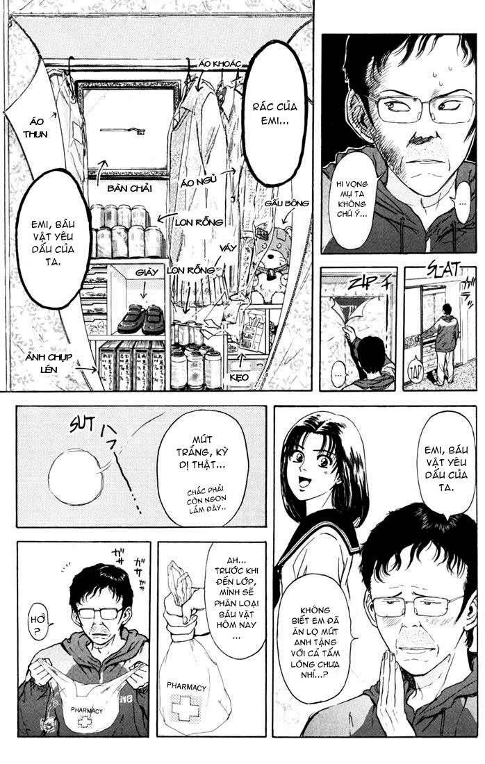 Psychometrer Eiji chapter 55 trang 12