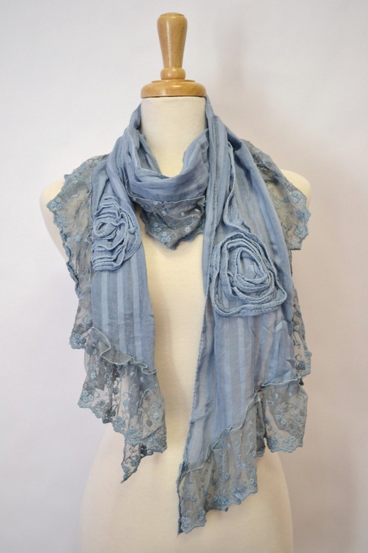 Latest Scarf Designs For Girls 2013 | Style-choice