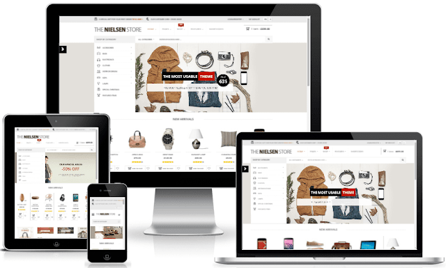10 very beautiful themes for woocommerce on wordpress