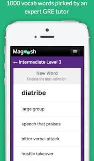Magoosh Vocabulary Builder