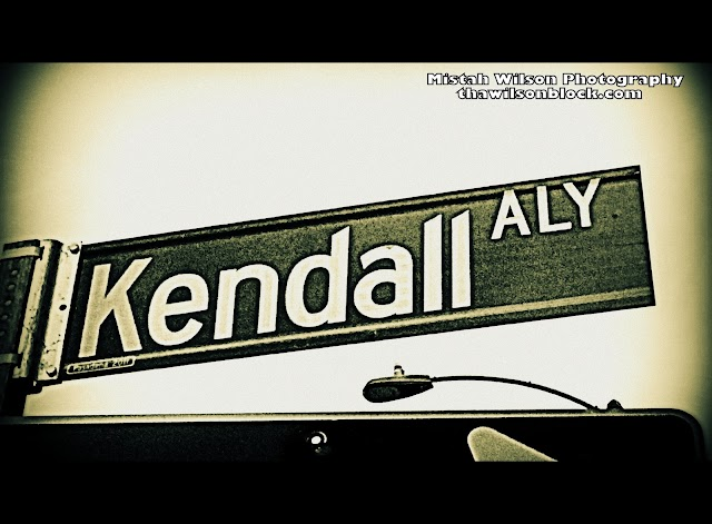Kendall Alley, Pasadena, California by Mistah Wilson Photography