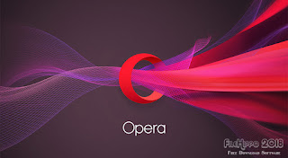 Opera Browser 2018 Free Download