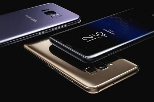 Galaxy S8: o smartphone foi apresentado hoje durante um evento da Samsung em Nova York