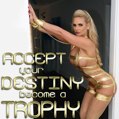 Accept your destinity - Sissy TG Caption