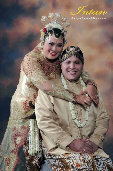 Rias Manten Paes Ageng Modifikasi ( SBY )