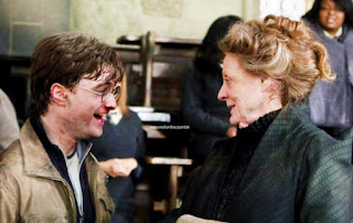 Harry Potter and the Deathly Hallows part 1 quiz - Glamour magazine (UK)