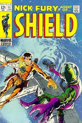 Nick Fury, Agent of SHIELD #11