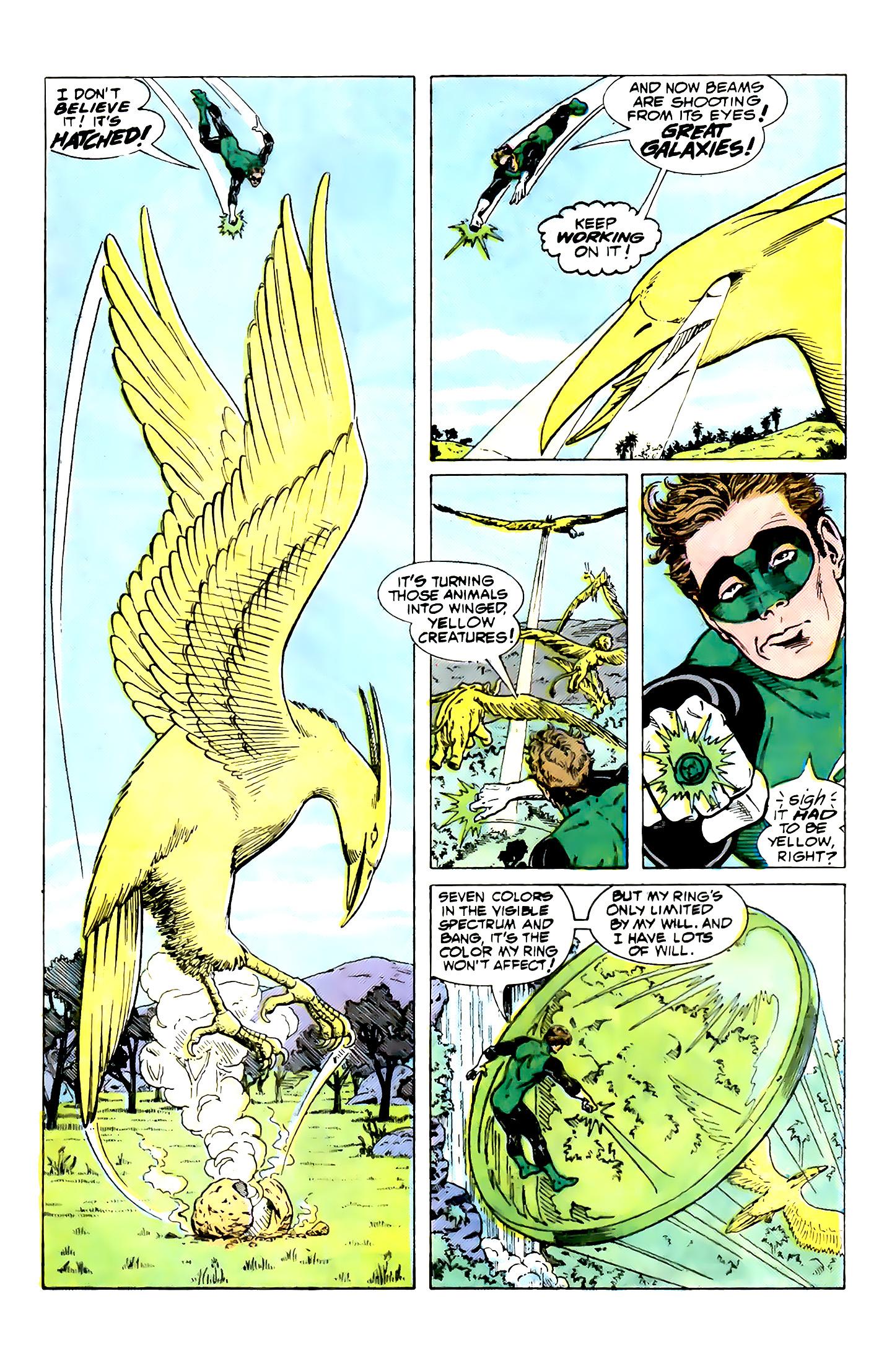 Read online Secret Origins (1986) comic -  Issue #32 - 21