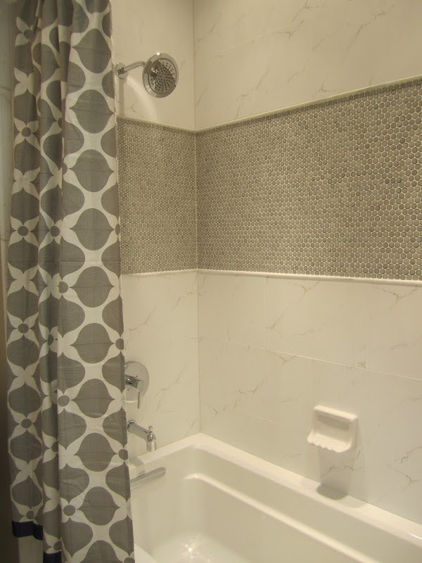 wainscoting ideas for bathrooms pictures - The Tile Shop Design by Kirsty 11 4 12 11 11 12