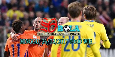 PREDIKSI PERTANDINGAN SWEDIA Vs BELARUSIA 26/03/2017