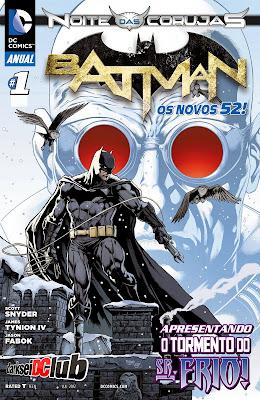 Resultado de imagem para BATMAN ANUAL # 01