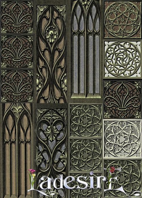 Gothic Wall Decor ladesire's creative corner): gothic walls and floorsladesire