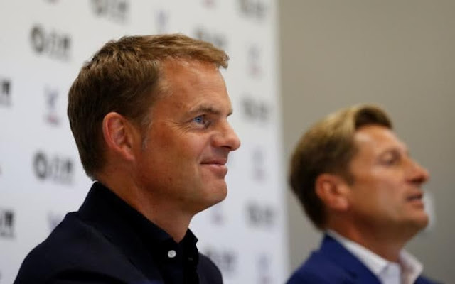 Welcome to the Jungle, Frank de Boer!