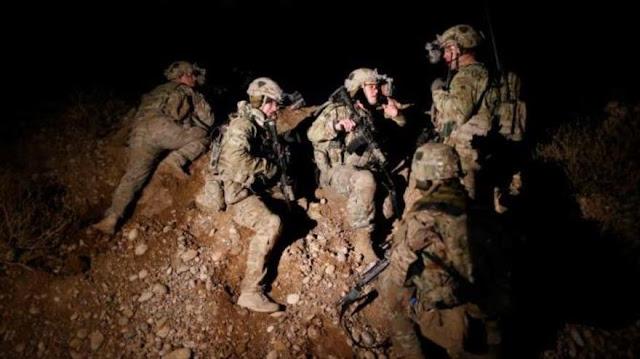 EEUU despliega más de 5000 soldados en Mosul