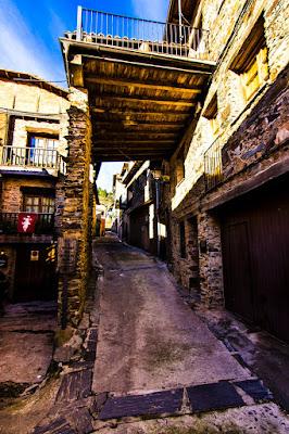 Visitar Pueblo de Robledillo de Gata, Plasencia, Cáceres, Extremadura