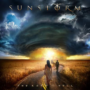 Sunstorm The Road To Hell (Frontiers Records June 8, 2018)