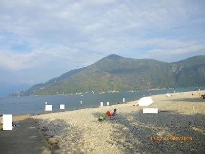 Camping Riviera am Lago Maggiore