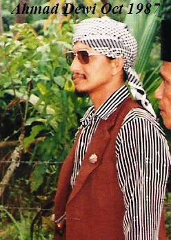 Teungku Ahmad Dewi