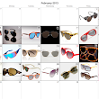 FEBRUARY = 28 DAYS OF SUNGLASSES
