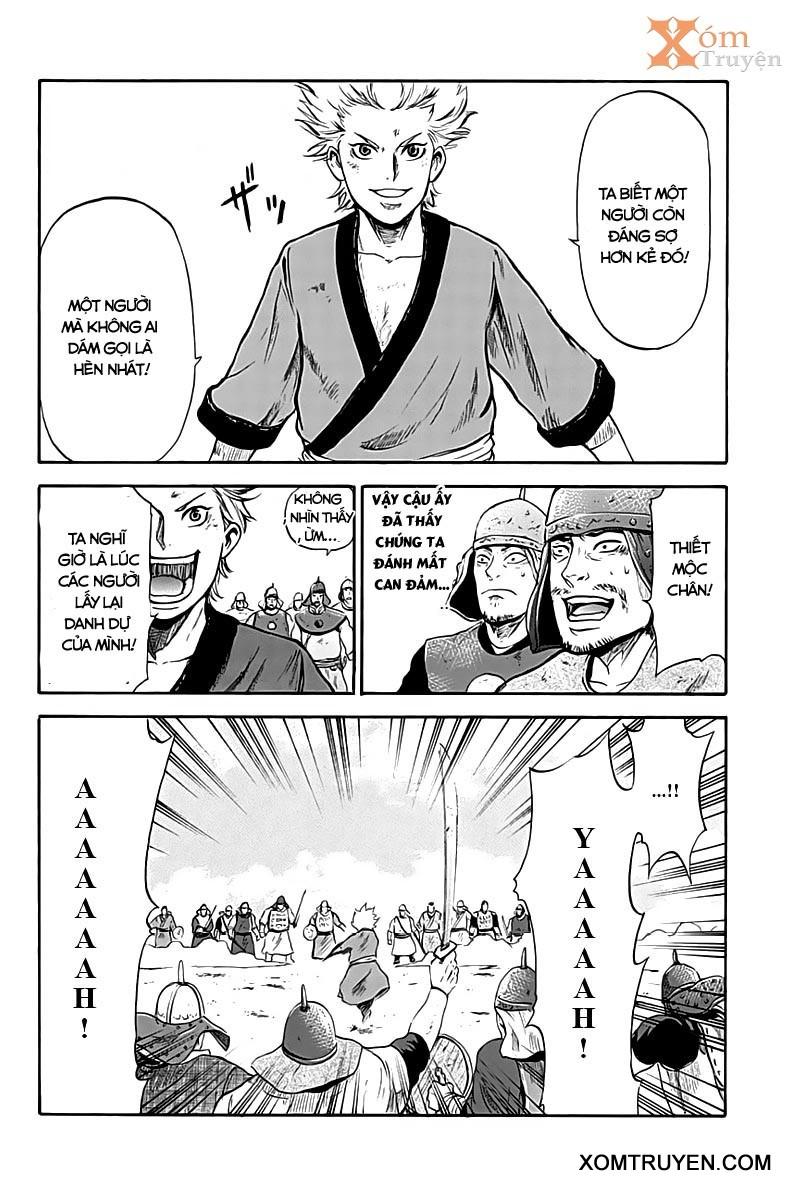 Horizon (okada takuya) chap 1 trang 13