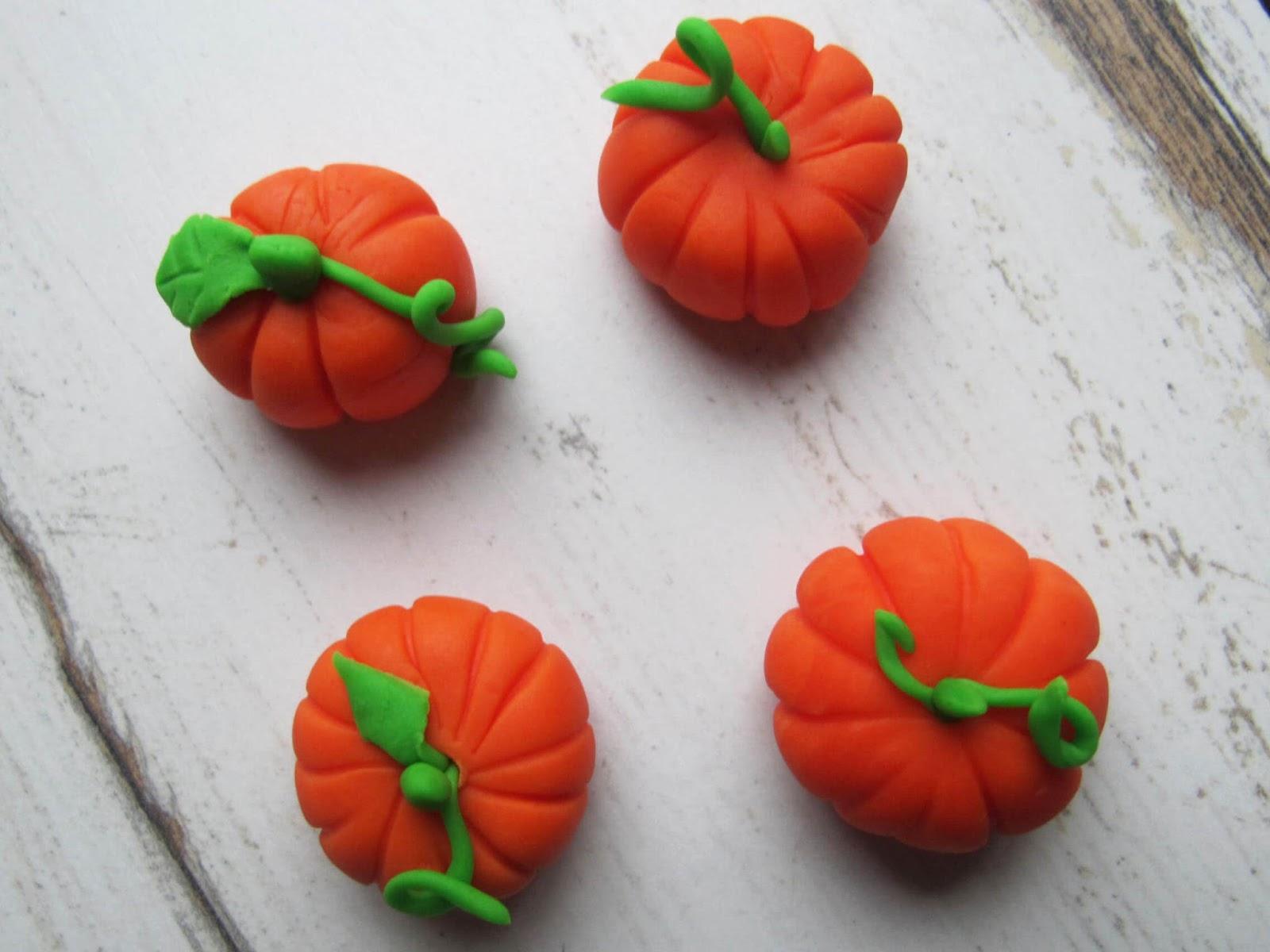 cupcakes d'Halloween pâte à sucre