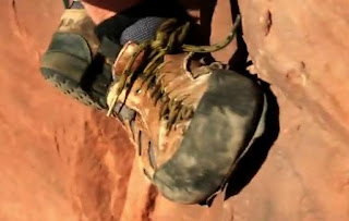 Bear Grylls Climbing Shoes