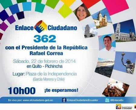 Sabatina de Correa 22 febrero 2014
