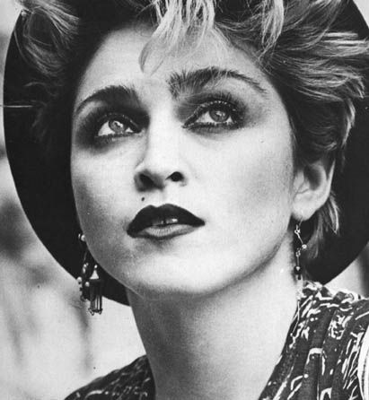jdbrecords: madonna in the 80s