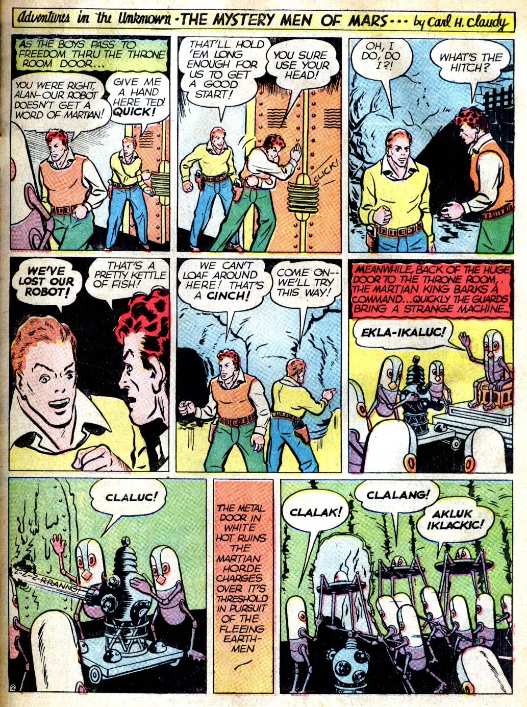 Read online All-American Comics (1939) comic -  Issue #5 - 29