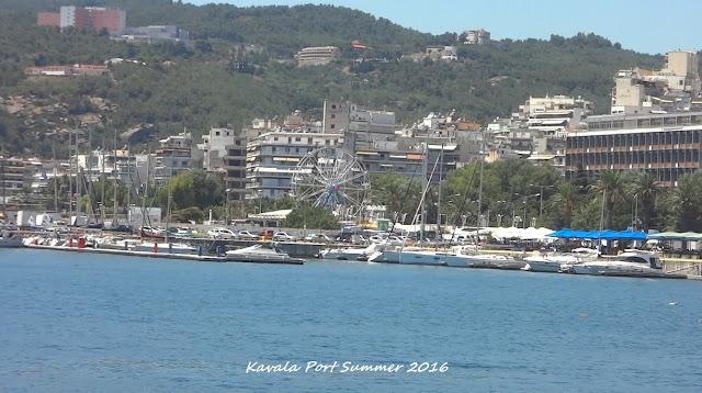 Kavala Port Marina