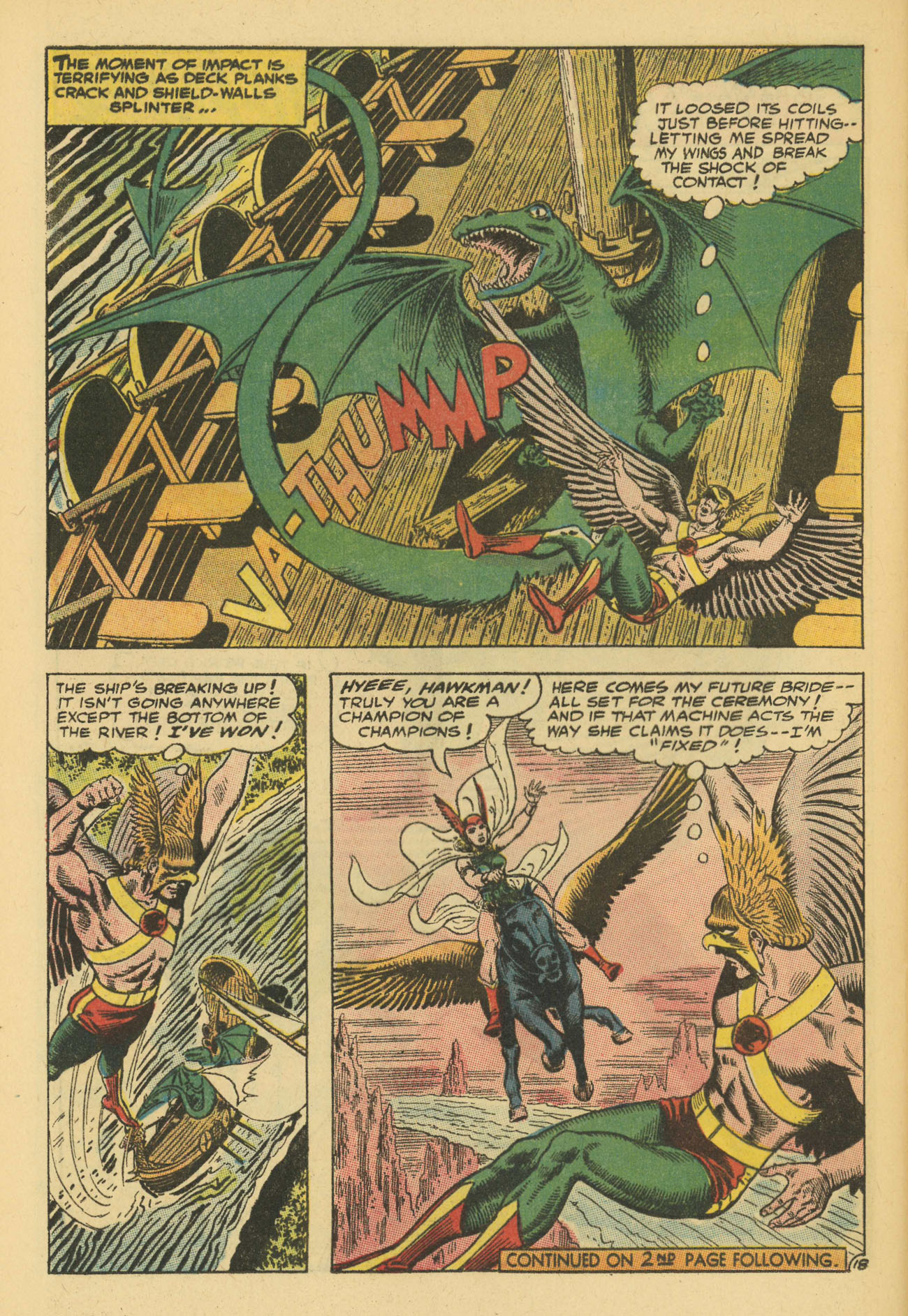 Hawkman (1964) issue 13 - Page 24