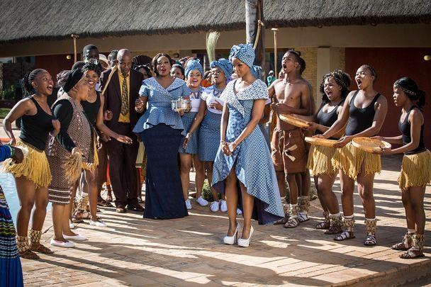 30 Photos Lerato And Sechaba Traditional Sotho/Tswana
