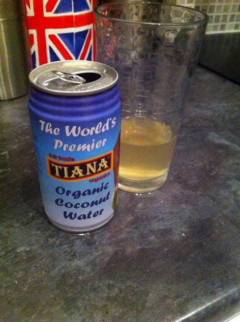 Tiana Organic Coconut Water