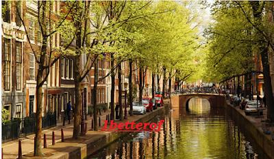 Traveling Amsterdam