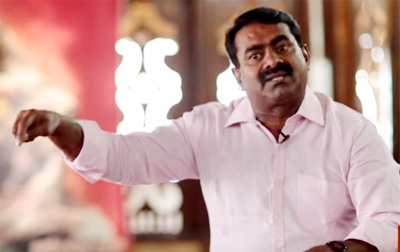 Our only target is Stalin and his father – Seeman exclusive interview