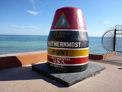 Le point le plus au Sud de la Floride