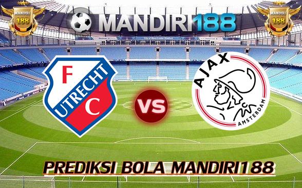 AGEN BOLA - Prediksi Jong FC Utrecht vs Jong Ajax 27 Februari 2018