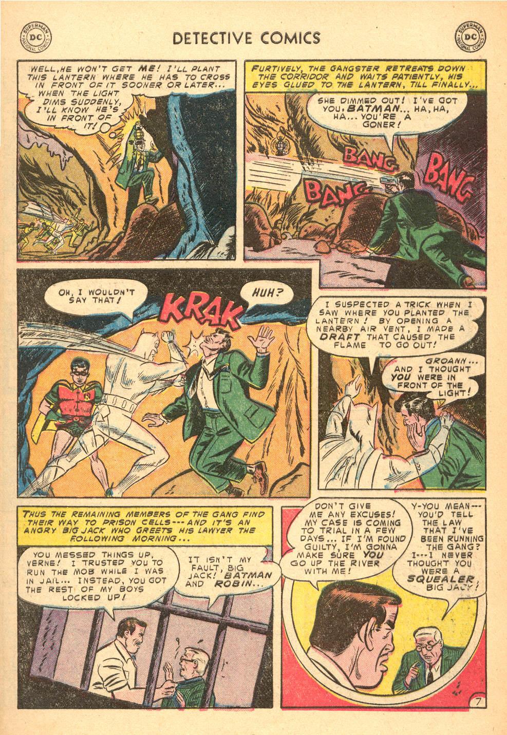 Detective Comics (1937) 199 Page 7
