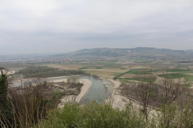 studiare i fiumi in italia