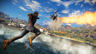 Just Cause 2 Online