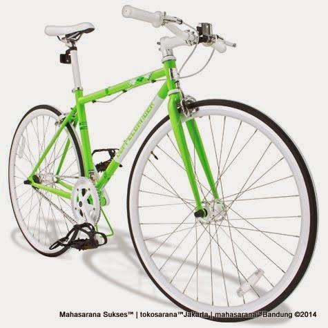 Sepeda Fixie Lipat Doppelganger 807 Subtle 700C