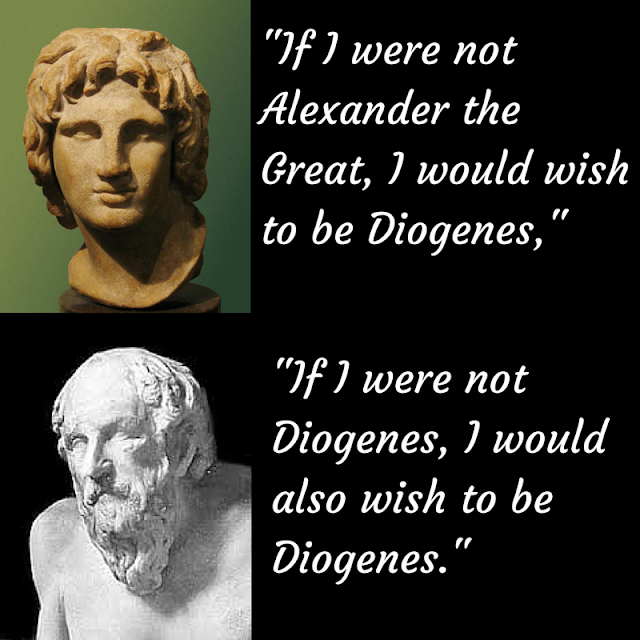 Top Quotes of Diogenes the Cynic