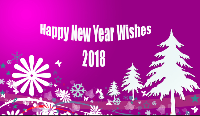 Happy New Year 2018 Picture Image Quotes Wishes Wallpaper