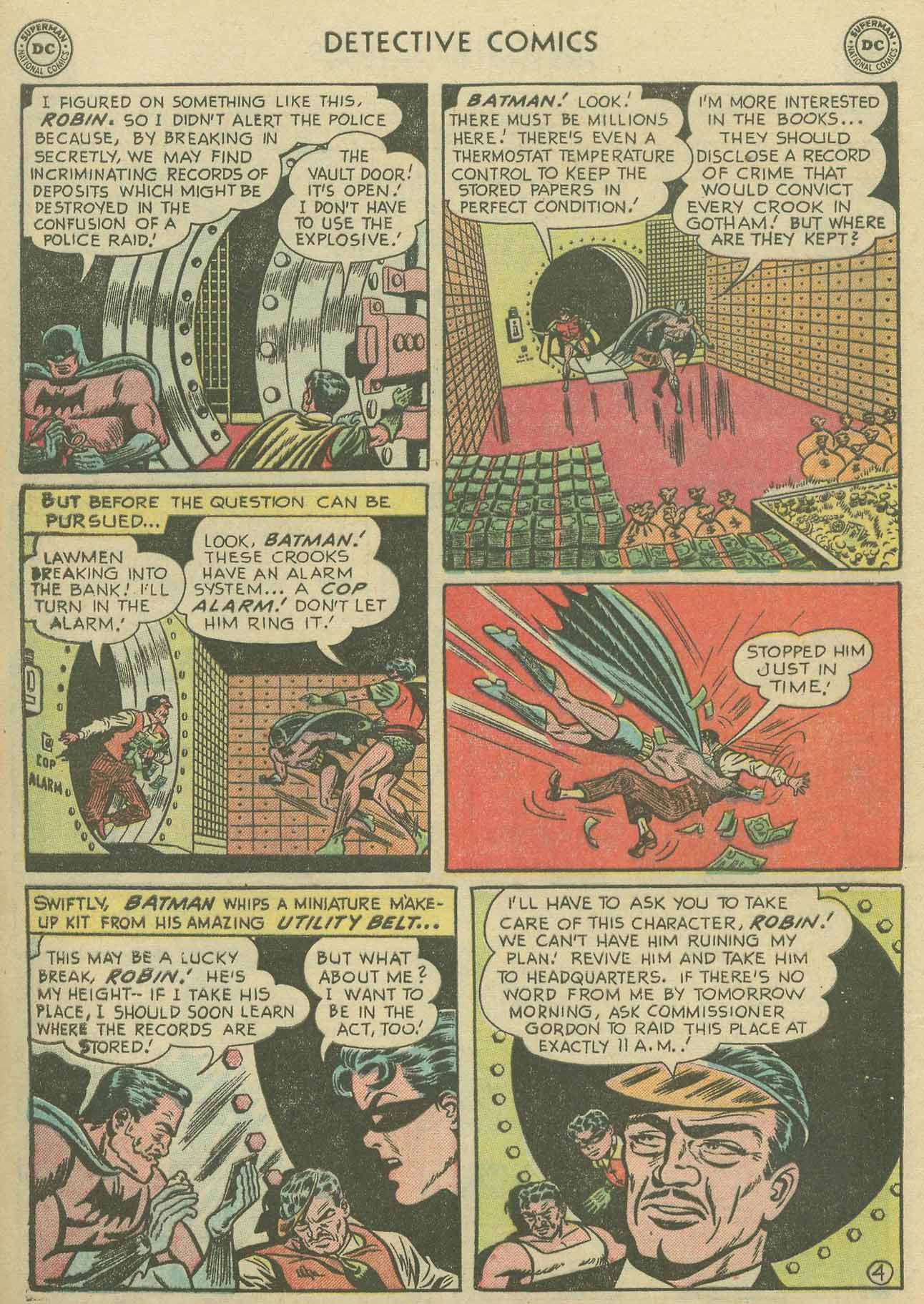 Read online Detective Comics (1937) comic -  Issue #175 - 6