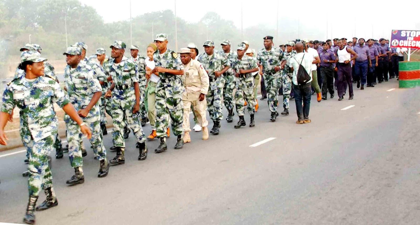 Nigerian navy recruitment past questions