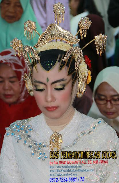 Rias Pengantin Jogja Paes Ageng MUSLIM - Sanggar Make Up Rias Pengantin Bekasi dNova Bekasi Utara (2)