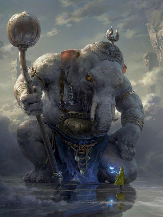 Premium - Ganesha, Elephant God